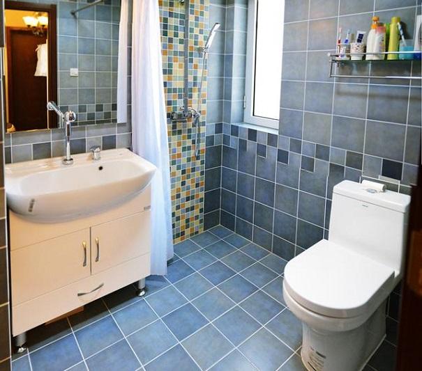 教你9招浴室收纳方法   简单实用又方便!