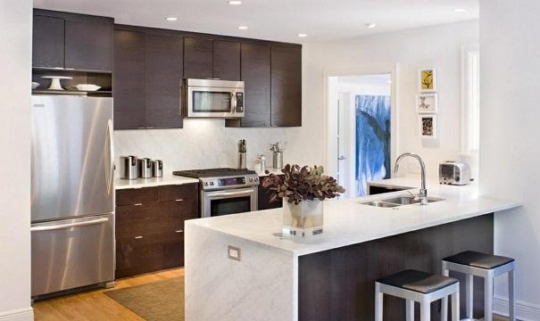 最新大受欢迎的10款厨房案例   总有一款适合你!