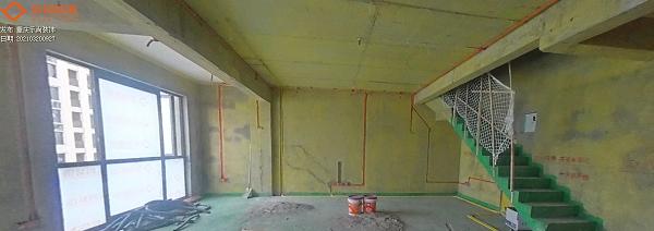 【VR看工地第1093期】鲁能星城外滩VR实景水电工艺
